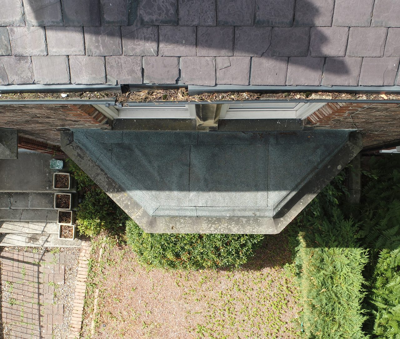 Aerial Surveys and Damage Inspection